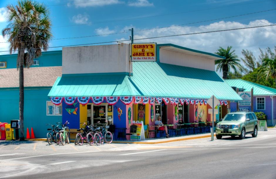 Waterfront Restaurant Holmes Beach Fl