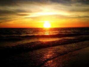 Anna Maria Island Amazing Sunset