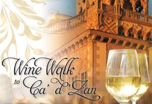 Wine Walk to Ca' d' Zan