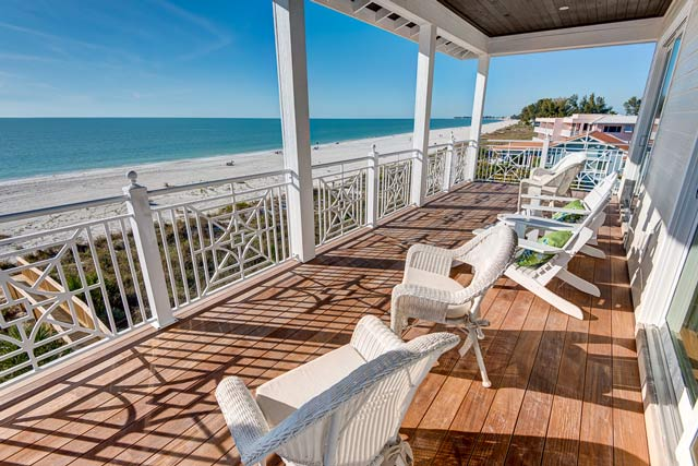 Beachfront Rental Homes Anna Maria Island