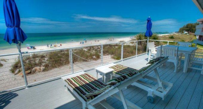 Bradenton Beach Beachfront Vacation Rental