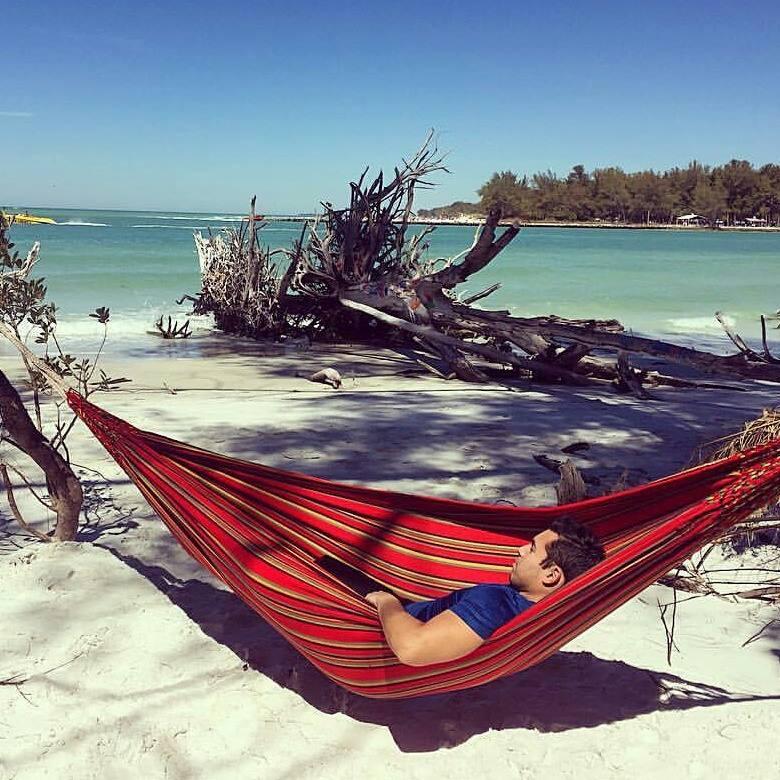 relax on anna maria island