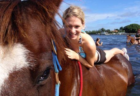 horsesurfing