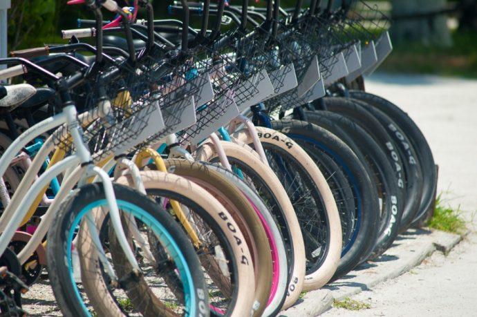 anna maria island bike rentals