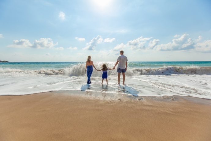 Top 3 Family Friendly Beaches on Anna Maria Island