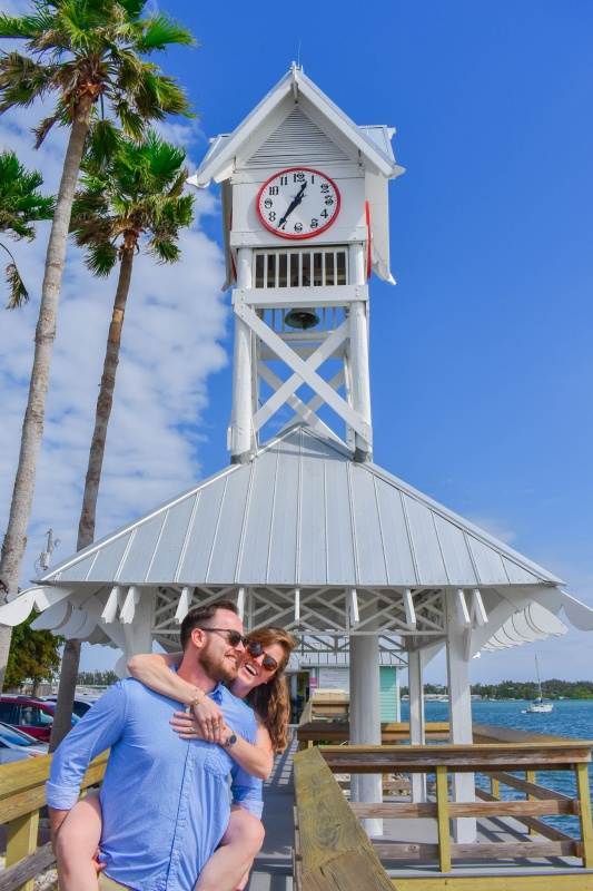 Historic Bridge Street Pier on AMI | AnnaMaria com