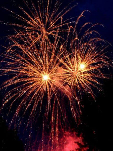 sarasota new years eve fireworks
