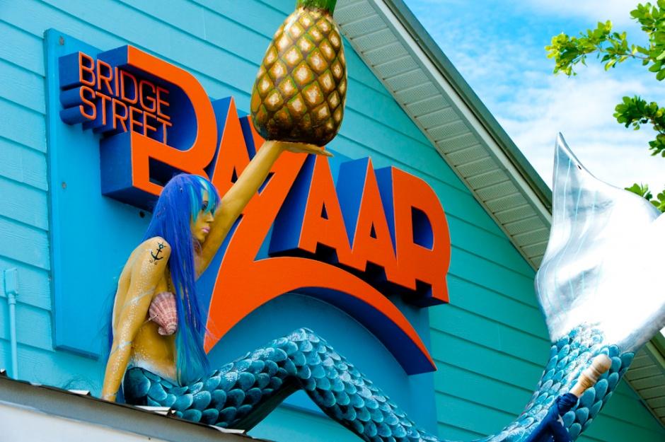 island bazaar shopping