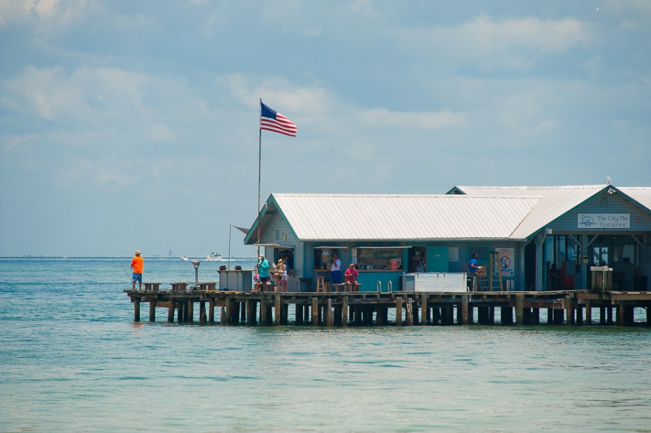 History of the anna maria island city pier for Anna maria island fishing pier