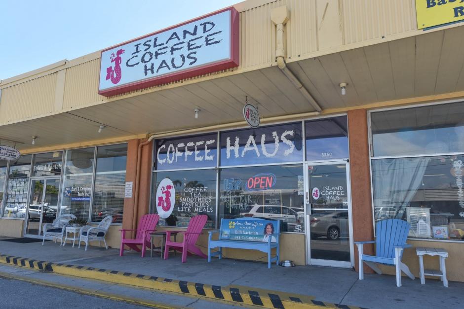 island coffee haus