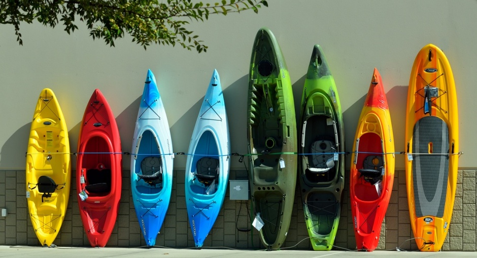anna maria kayaking