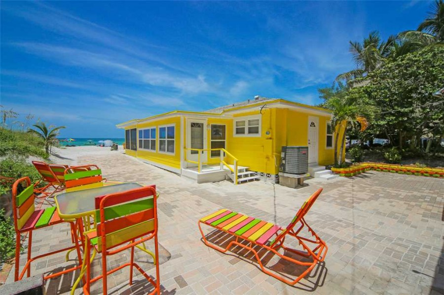 beachfront cottages anna maria