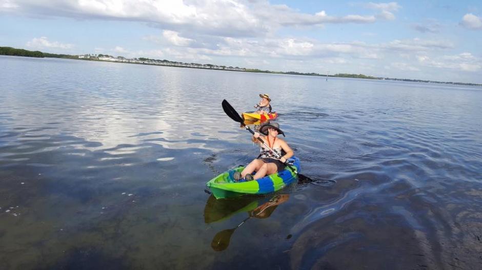 kayaking anna maria fl