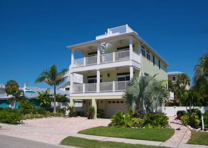 florida vacation rentals on the gulf