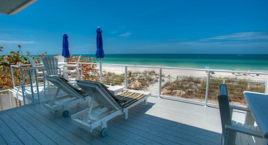 beachfront anna maria vacation rentals