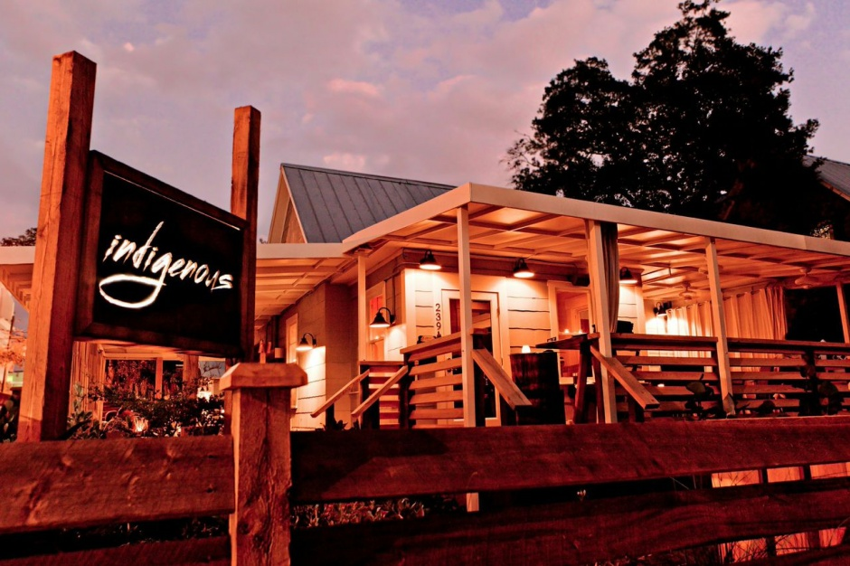 sarasota restaurant indigenous