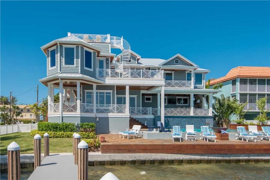 anna maria island beachfront rental homes