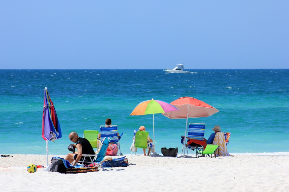 Your Guide To The Local Beaches