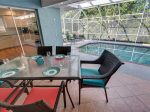 Anna maria rental home with covered pool