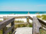 This is an image leading to Anna Maria Island beach.