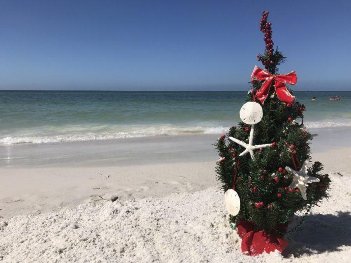 Christmas on Anna Maria Island
