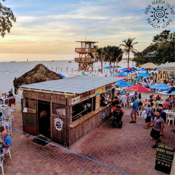 Best Island Cafes And Beachfront Bars Activities Annamaria Com