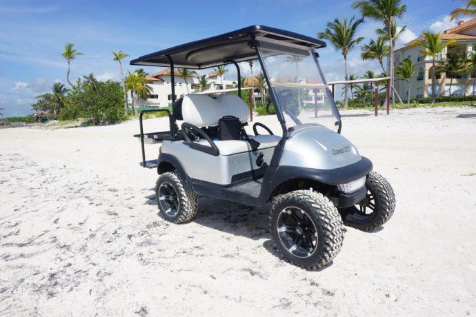 Renting Golf Carts On Vacation   AnnaMaria.com